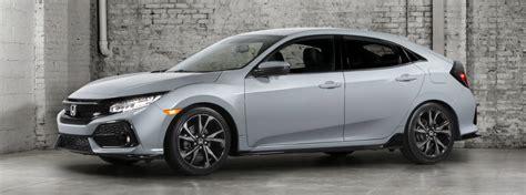 2017 Honda Civic Hatchback Turbocharged Engine Specs