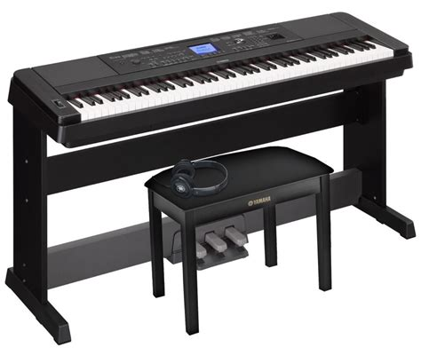 yamaha dgx 660 yamaha dgx 660 digital piano deluxe pack including stand stool pedal unit headphones in