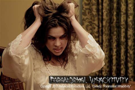 Sayang Wayang Paranormal Whacktivity 2013