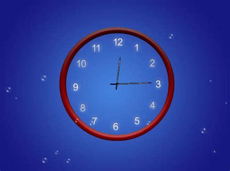 abstract clock wallpaper 1 0 0 screenshots