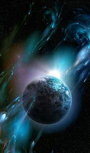 Space Phone Wallpaper 174 - [1080x2340]