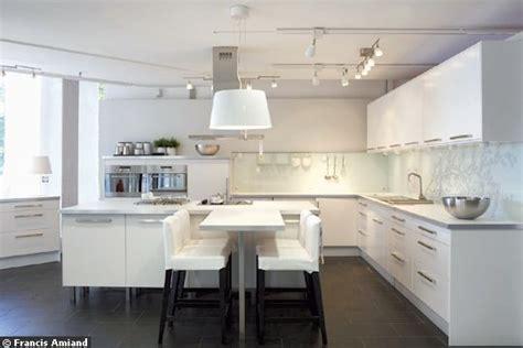 davaus cuisine ikea faktum blanc avec des idées