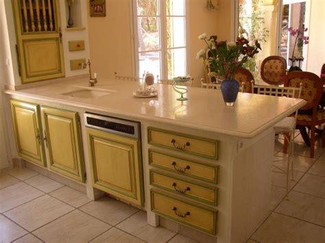 plan de travail carrelé cuisine plan de travail en marbre plan de travail cuisine nîmes