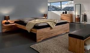 Design Bett Holz : betten design jedes schlafzimmer braucht doch ein sch nes bett ~ Orissabook.com Haus und Dekorationen