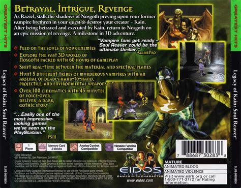 Soul Reaver (ntsc-u)