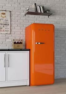 Smeg Retro Kühlschrank : smeg k hlschrank orange mood trendxpress ~ Orissabook.com Haus und Dekorationen