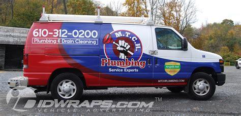 Plumbing Vehicle Wraps  Vehicle Ideas