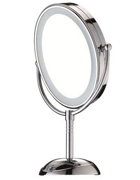 light up body mirror conair conair body benefits led light up mirror makeup