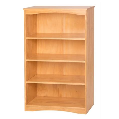 48 High Bookcase by Shop Essentials 48 Inch Wooden High Bookcase Free