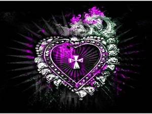Gothic Heart - Gothic Wallpaper (29652633) - Fanpop