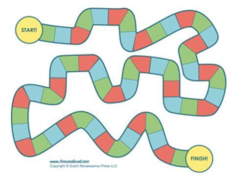 blank board game template printables    board