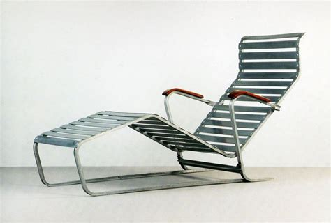 chaise marcel breuer marcel breuer chaise longue no 313 1932 design
