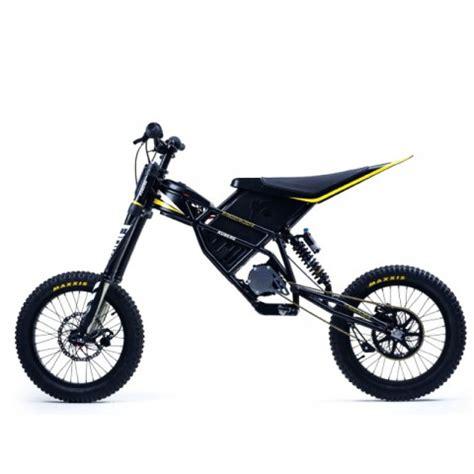 moto electrique kuberg freerider