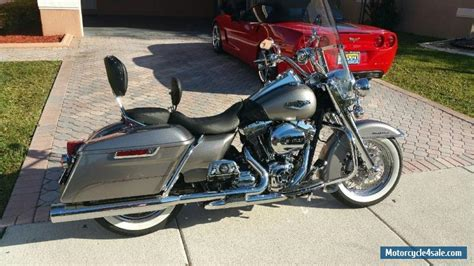 Harley Davidson Road King For Sale by 2016 Harley Davidson Road King Classic For Sale In Canada