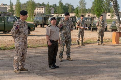 Skrundas novadā atklāta militārās tehnikas ekspozīcija   Flickr