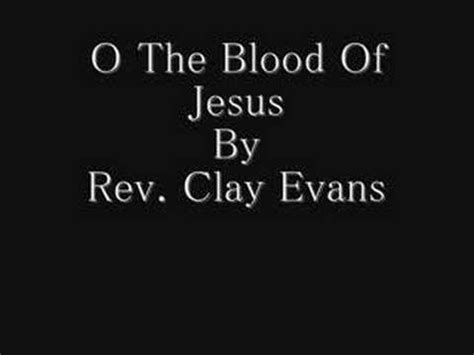 oh the blood of jesus shed for me power in the sinless blood of jesus