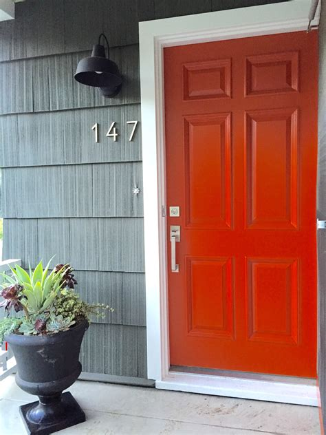 Curb Appeal: A Front Door Before & After - Lorri Dyner Design
