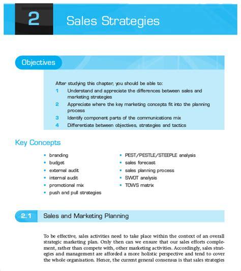 sales strategy plan template 12 sales strategy templates doc pdf free premium templates