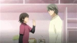 Junjou Romantica - Usagi x Misaki Cute Kiss by KNPRO on ...