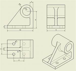 Technische Zeichnung Programm Kostenlos : technische freischnitte erstellen computer mechanik cad ~ Watch28wear.com Haus und Dekorationen