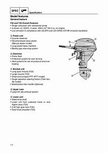 2010 Yamaha F25mha 25hp Outboard Service Repair Manual