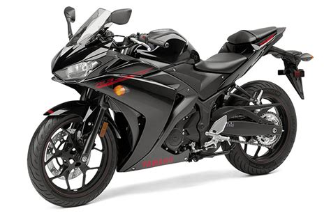2016 Yamaha Yzf-r3 Review