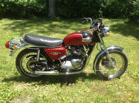 Triumph Bonneville 1979 For Sale / Find Or Sell