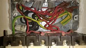 4 Gang Light Switch Wiring