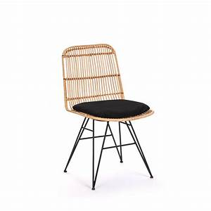 Chaise Rotin Design : chaise design en rotin uyuni drawer ~ Teatrodelosmanantiales.com Idées de Décoration