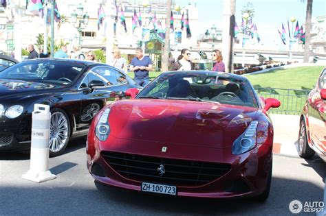 Ferrari California T 3 May 2017 Autogespot