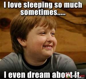 FUNNY SLEEPING MEMES image memes at relatably.com