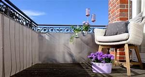 sichtschutz ideen fur garten balkon und terrasse mwd With ideen für sichtschutz balkon