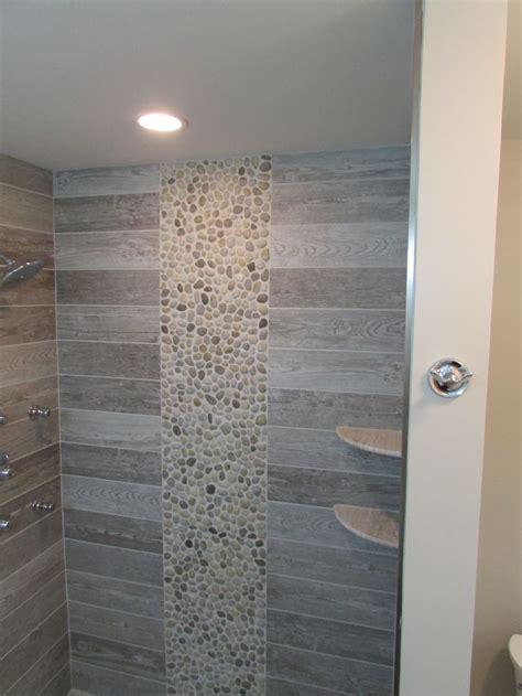 master shower  shower  shelves rectangle wood