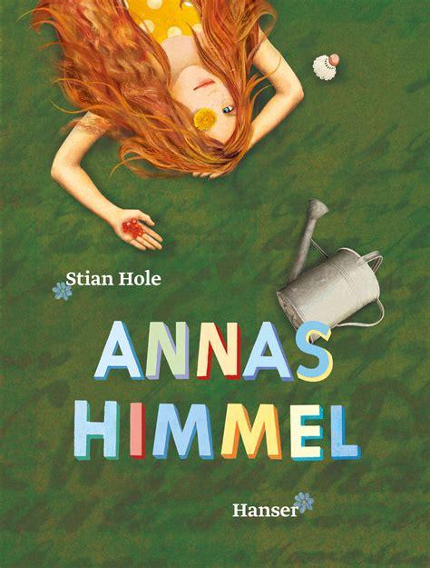 Lesebar: Hole, Stian: Annas Himmel
