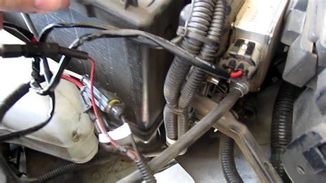 hid headlight wiring for cr v 2008