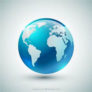Globe Terrestre Carton : globo terr queo azul descargar vectores gratis ~ Teatrodelosmanantiales.com Idées de Décoration