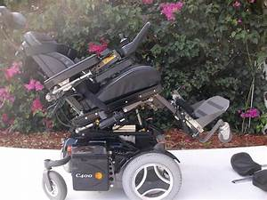 Permobil C400 Vs Standing Power Chair With Tilt  Recline  U0026 Seat Lift