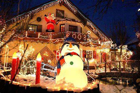 Stromfressende Weihnachtsdeko