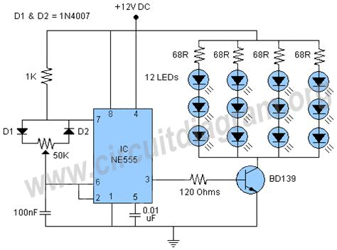 How Design Circuit With The Timer Where Can