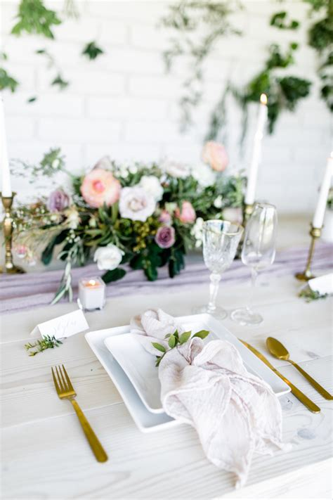 decor details gold mauve  blush pink wedding ryann