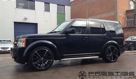 wheels land rover land rover discovery with 22 quot hawke chayton alloy wheels