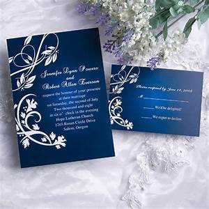 royal blue wedding ideas and wedding invitations With wedding invitation designs color blue