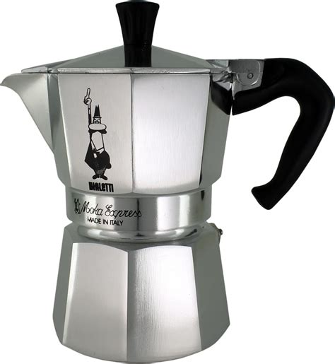 This coffee maker saves me $3,500 a year. Bialetti Moka Express Stovetop Espresso Maker - Crema