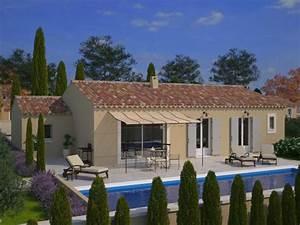 maison provence 103 maisons france confort 103 m2 With maison france confort brignoles