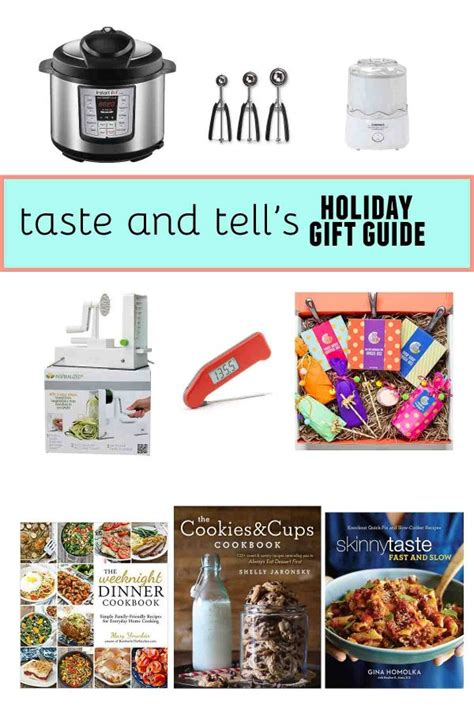 kitchen lover s holiday gift guide taste and tell