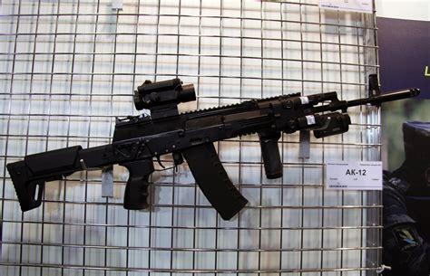 Kalashnikov Ak-12 Assault Rifle (russia