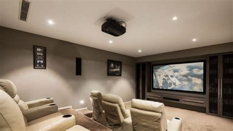 How to create a home cinema in your lounge room