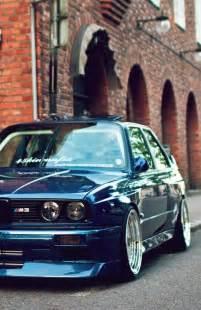 BMW E30 M3 Stance