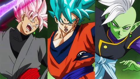 Dragon Ball Super Anime Review Dragon Ball Super Episode 57 ドラゴンボール超 スーパー Anime Review