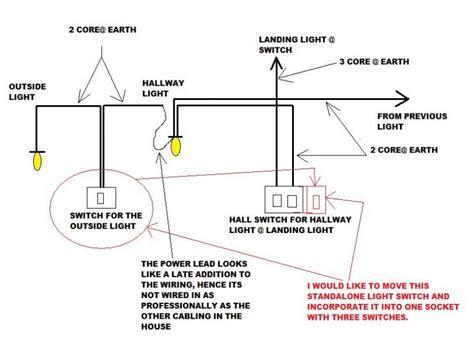 Lighting Problems The Hallway Diynot Forums